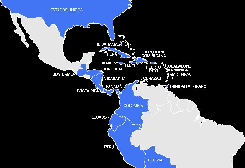 Mapa Alumina